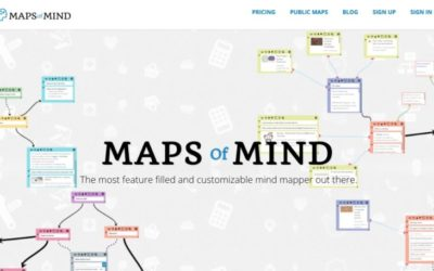 Un nouvel outil pour créer facilement des MindMaps